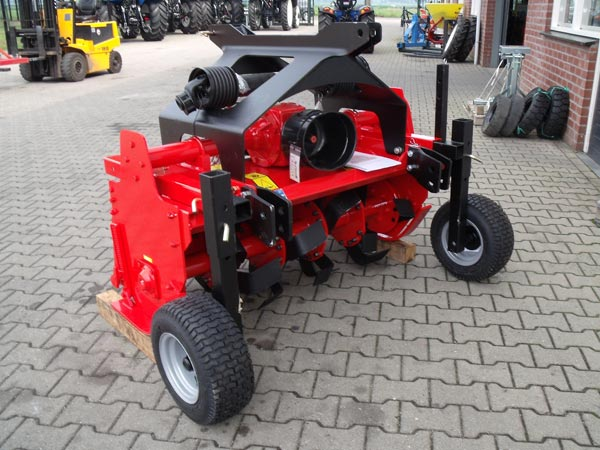Agrator volle veldfrees ARE